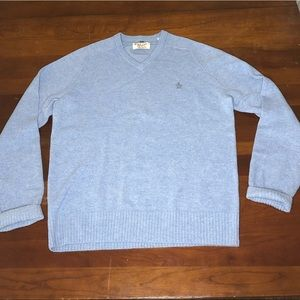 Penguin wool sweater